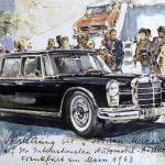 M-B 600, Der Große Mercedes