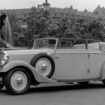 Mercedes-Benz Typ 200 lang Cabriolet B, 1935
