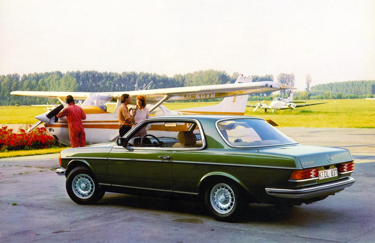 De Mercedes-Benz W123 40 jaar jong – Mercedes-Benz Club