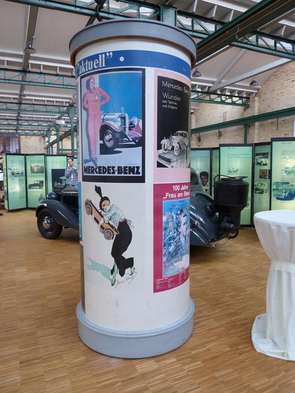Mercedes Jubileumreis okt 2010 - Carl Benz Museum (30)