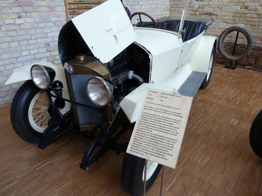 Mercedes Jubileumreis okt 2010 - Carl Benz Museum (49)