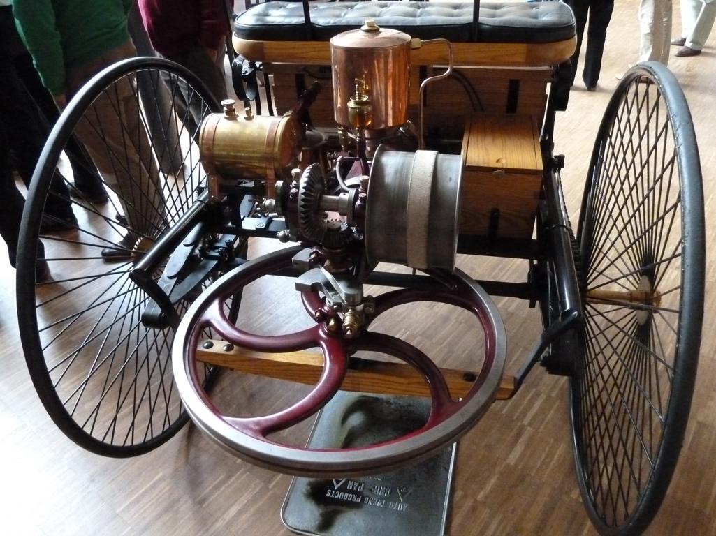Mercedes Jubileumreis okt 2010 - Carl Benz Museum (5)