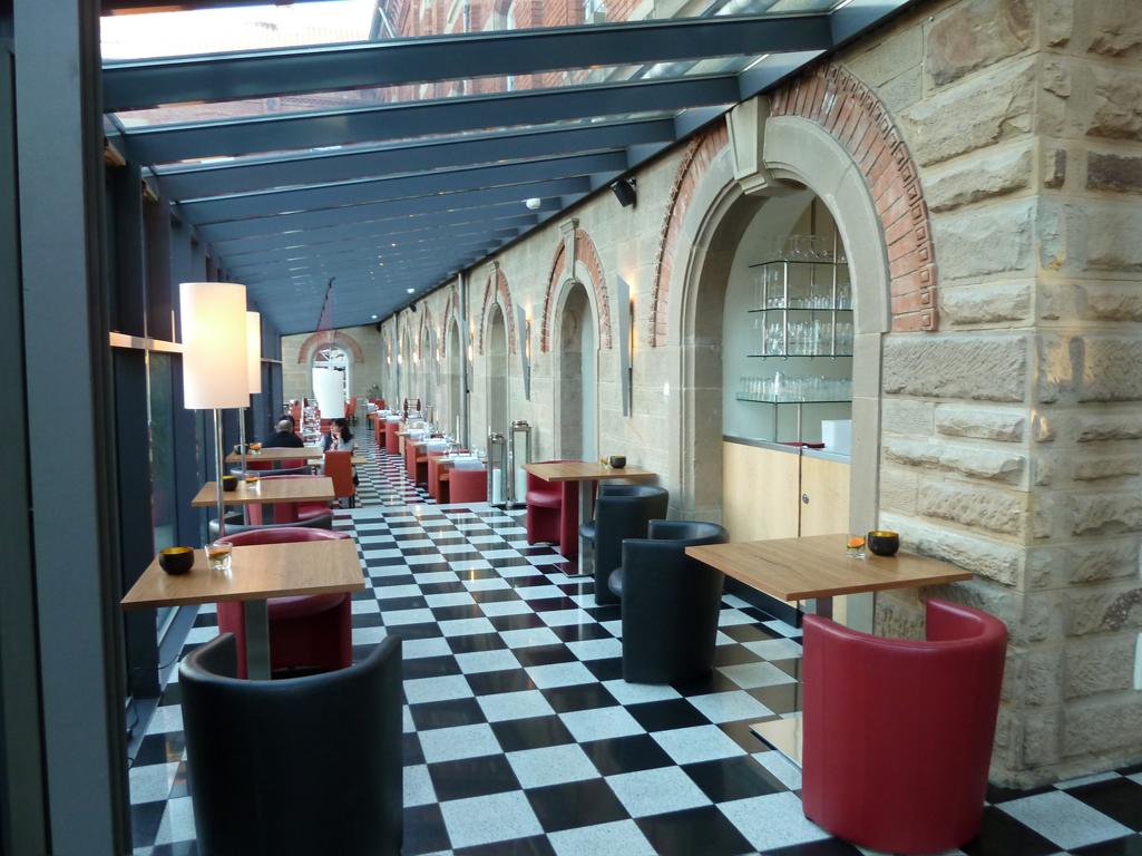 Mercedes Jubileumreis okt 2010 - Hotel Ludwigsburg (5)
