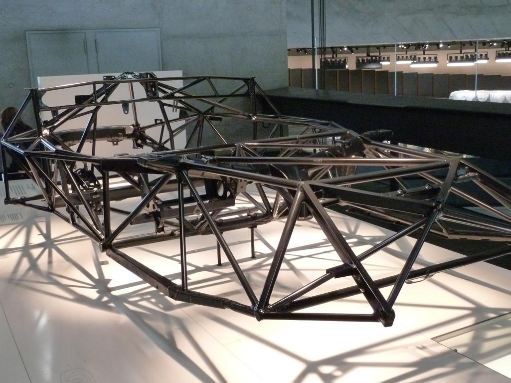 Mercedes Jubileumreis okt 2010 - MB Museum (15)
