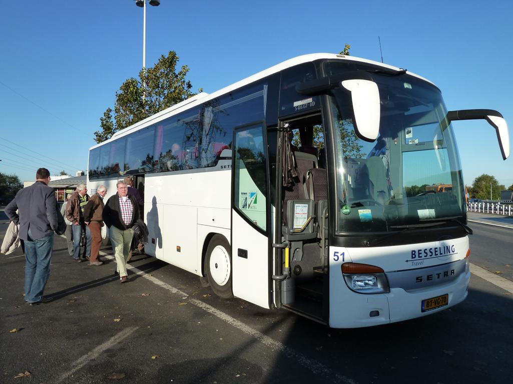 Mercedes Jubileumreis okt 2010 Vertrek (6)