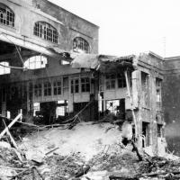 1944: Fabriek verwoest